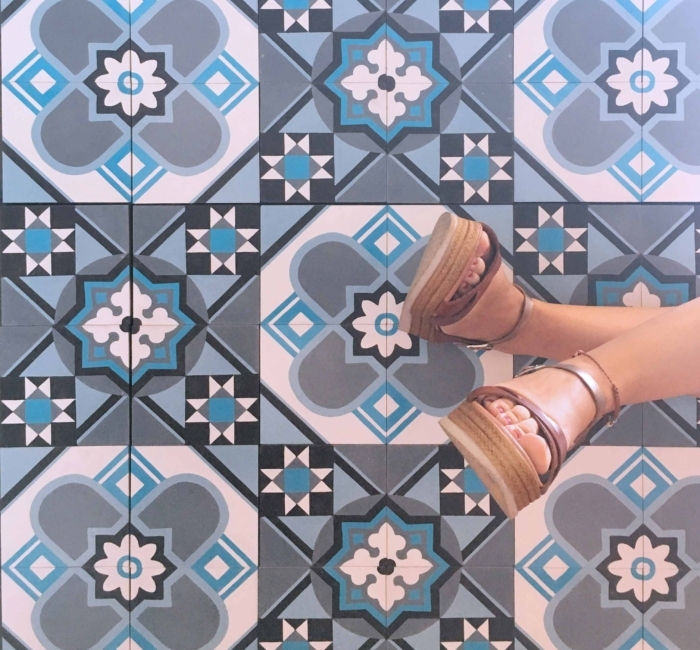 Cement Tile Retro